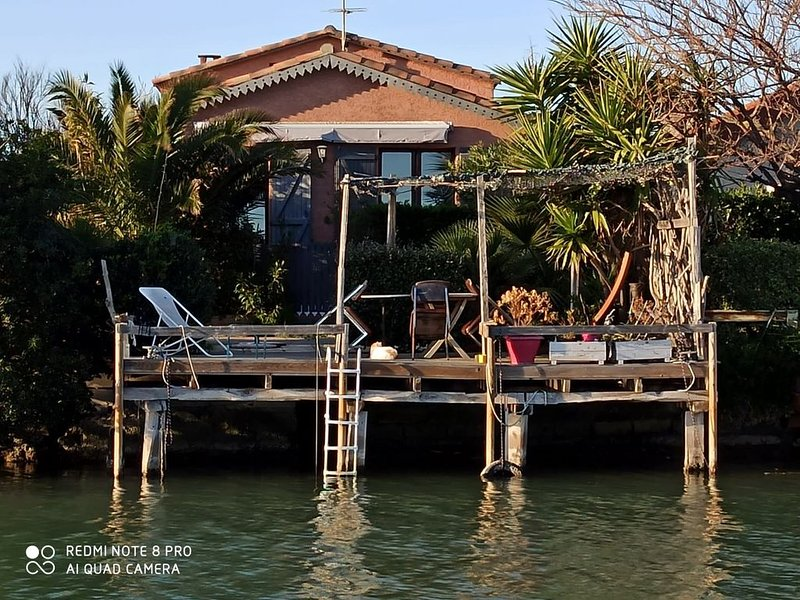 Colombet Stays - Palavas Arnel, vacation rental in Villeneuve-les-Maguelone