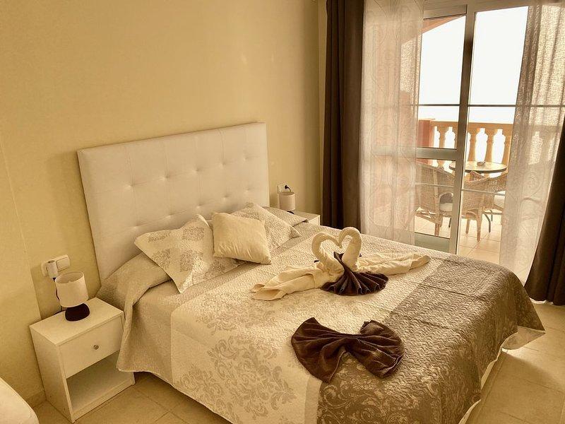 Confort, Relax y Vistas Únicas en Apartamento de 2 habitaciones en Costa Calma, location de vacances à Jandia Peninsula