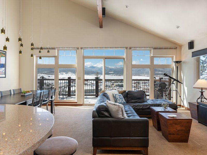 Luxury Ski Lodge and Modern Mountain Home!, vacation rental in Fraser