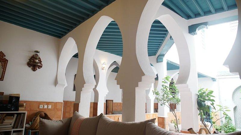 RIAD LA KASBAH SIDI MOHAMMAD BENABDELAH, aluguéis de temporada em Azemmour