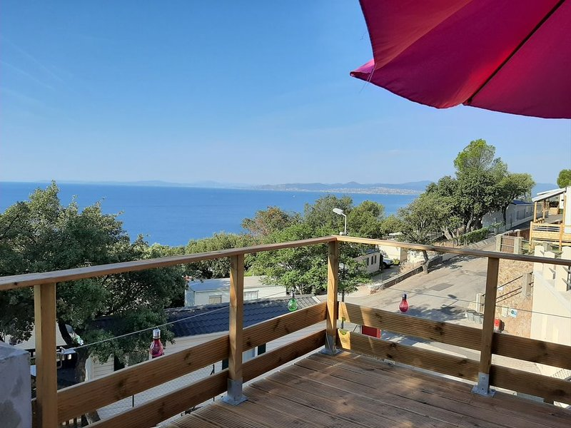 location mobilhome Saint Raphael, holiday rental in Le Dramont