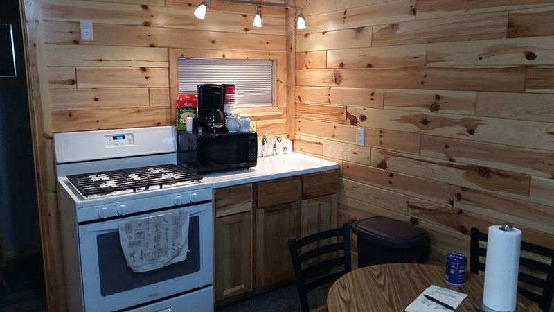 NEW CABINS! AFFORDABLE YEAR ROUND LODGING IN THE HEART OF GOD'S COUNTRY!, vacation rental in Seney
