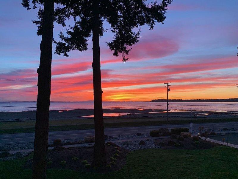 Best Sunsets on Birch Bay!, alquiler vacacional en Blaine