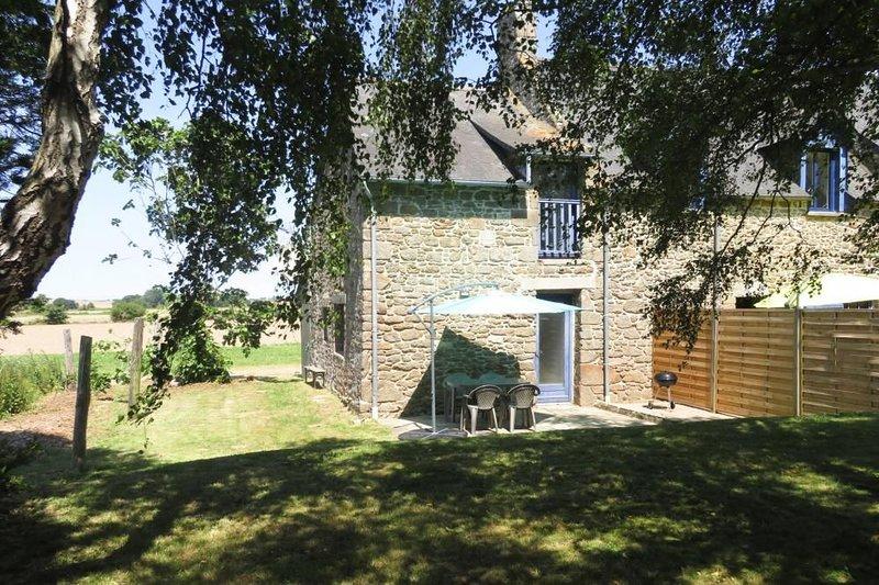 Reihenhaus, St. Méloir-des-Ondes, casa vacanza a La Gouesniere