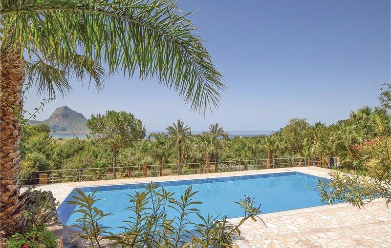 2 Zimmer Unterkunft in Makari-S. Vito Lo Capo, location de vacances à Macari