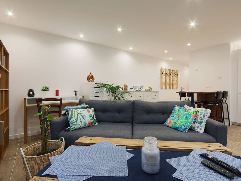 Appartement moderne et lumineux proche de Tours, holiday rental in La Membrolle-sur-Choisille