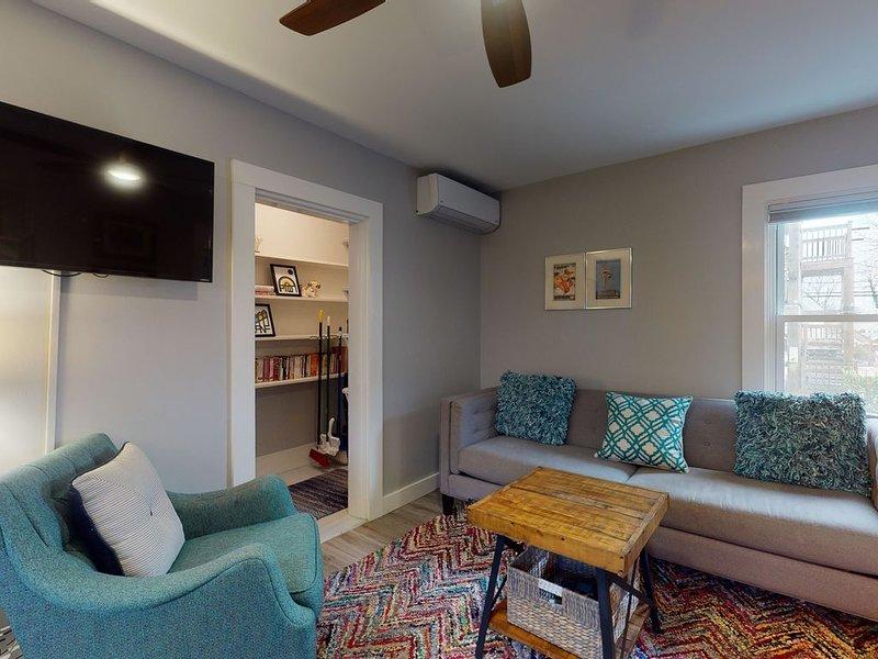 West end and central Provincetown apartment, walking distance to beach, location de vacances à Provincetown