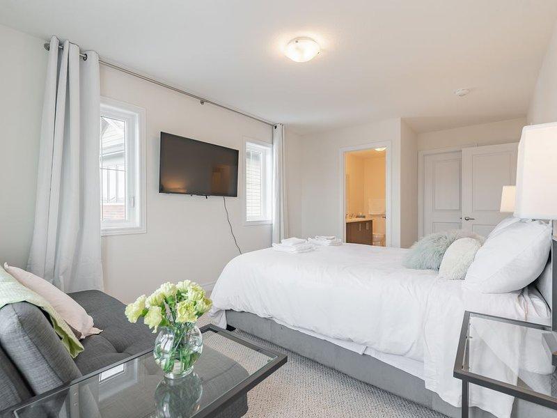 Lujosas habitaciones para todas sus necesidades de relajación.