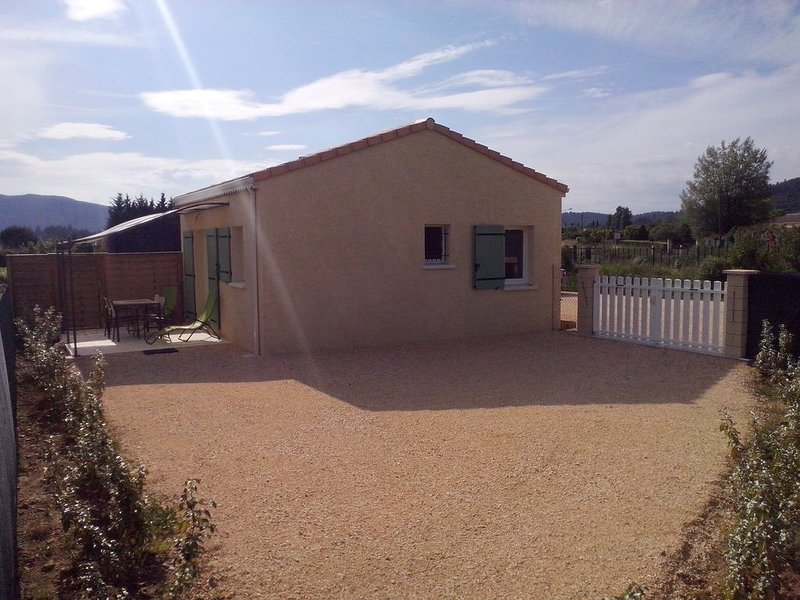 Votre séjour à Vallon Pont D'Arc, holiday rental in Lagorce