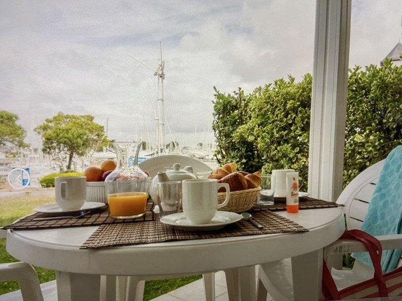 Port du Crouesty - Cap Océan -Appartement 2 pièces 4 personnes, location de vacances à Arzon