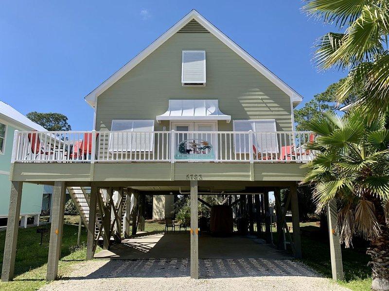Beautiful Home in Bear Point, holiday rental in Elberta