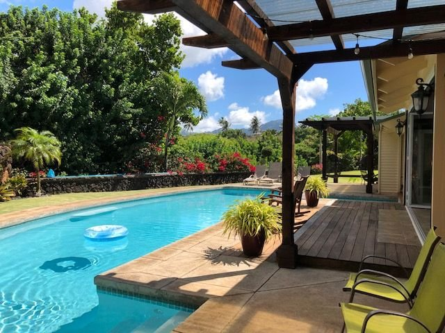 Estate With Private Pool Great For Family Reunions, Classes, Retreats - Ohana Re, Ferienwohnung in Koloa