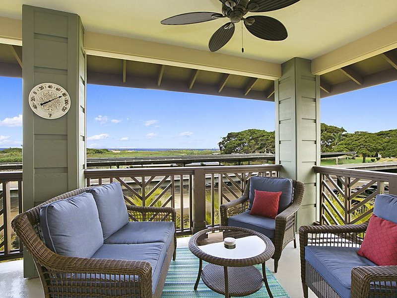 PILI MAI 12I - Step into the Lap of Luxury at this Two-Story Condo in the Plush, holiday rental in Poipu