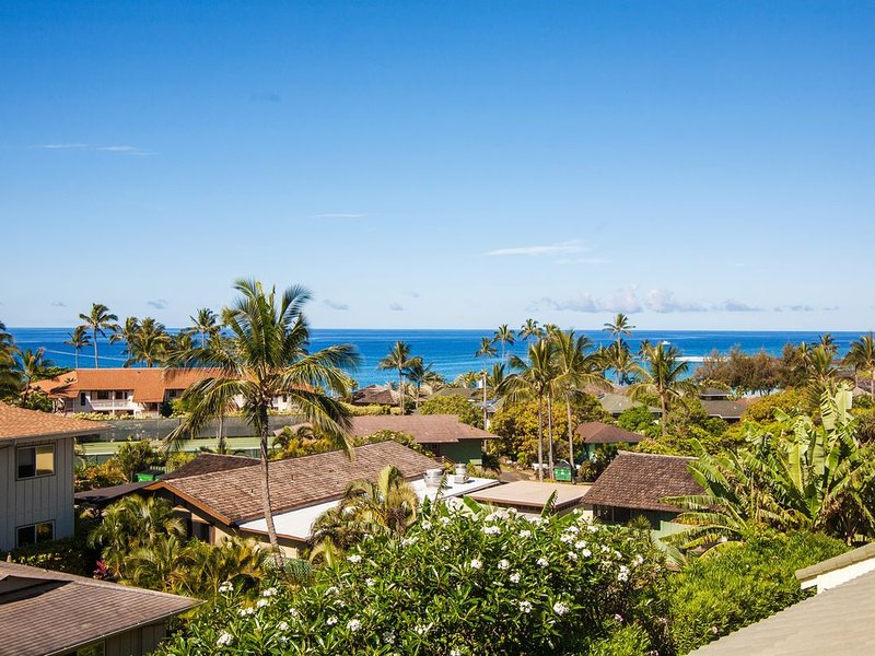 Manualoha 608 is the perfect home for your whole ohana!, holiday rental in Poipu