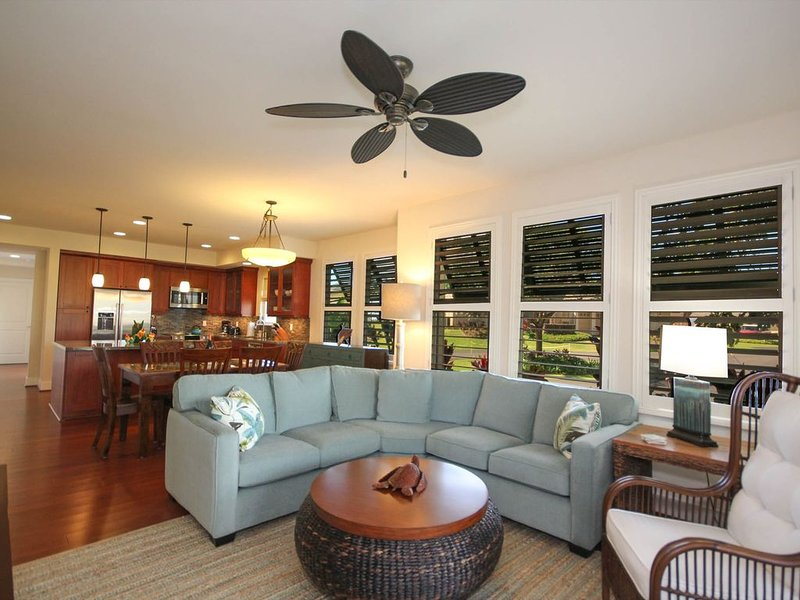 PILI MAI 15A-Ready to experience a new Hawaii? Surrounded by the beautiful Kiahu, holiday rental in Poipu