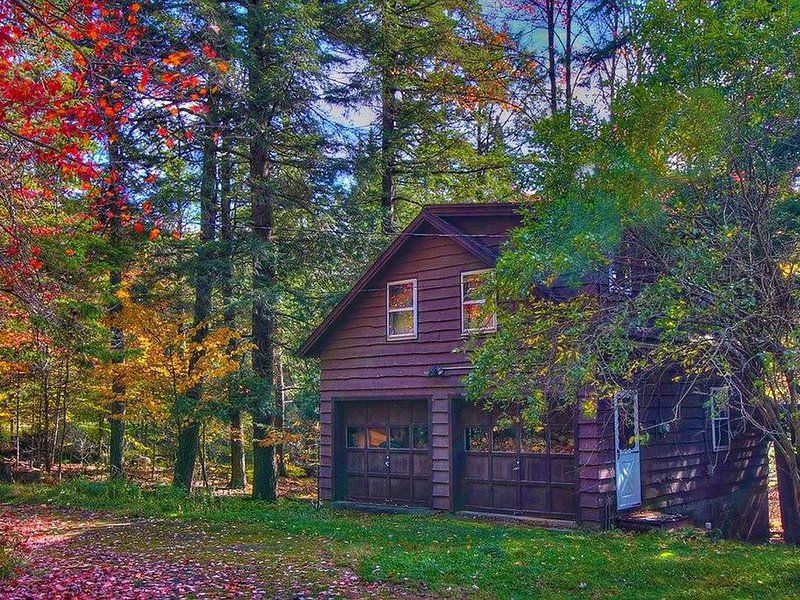 Cozy Lakeside Cottage - 1 Bedroom - Upper St. Regis  Lake - Near Lake Placid, holiday rental in Vermontville
