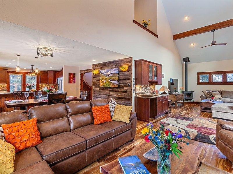 Colorado Serenity Mountain  Escape, vacation rental in Georgetown