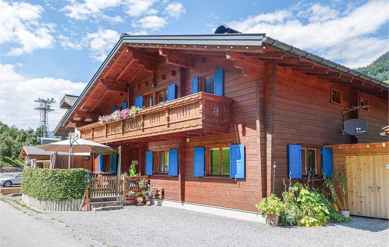 2 Zimmer Unterkunft in Dalaas, holiday rental in Fontanella