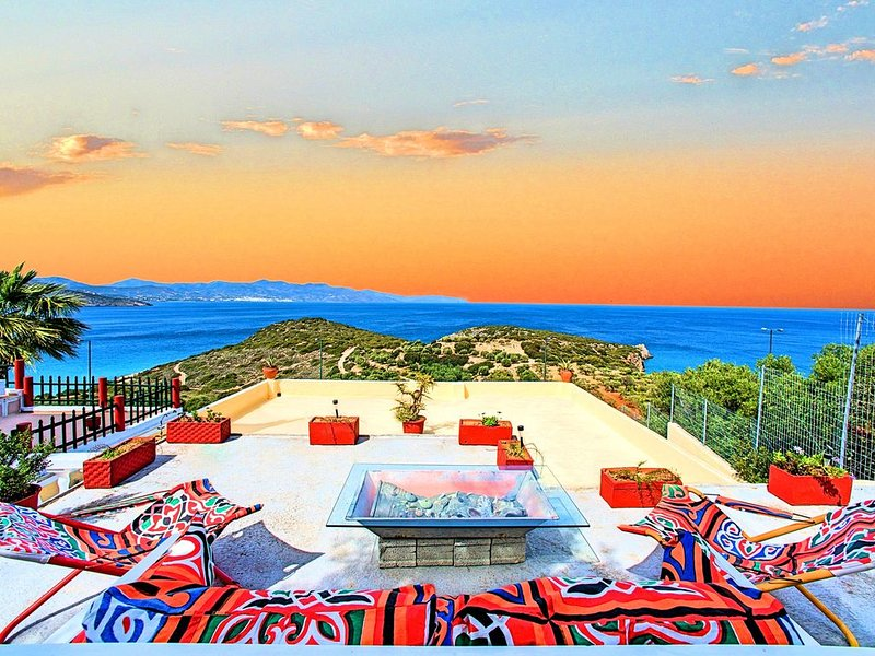 Anemone Seaside Traditional Homes - Apartment, location de vacances à Agios Nikolaos