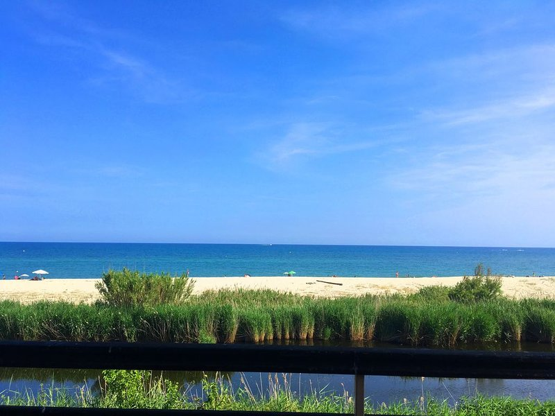 Magnifique Appartement  face à la mer, vacation rental in Haute-Corse
