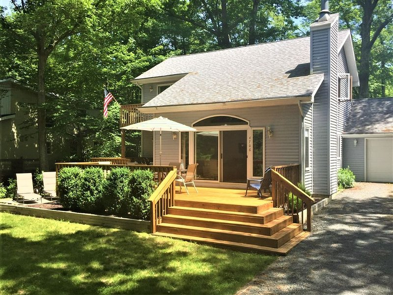 Perfect All-Season Location for a Relaxing Lake Michigan Getaway, location de vacances à Mears