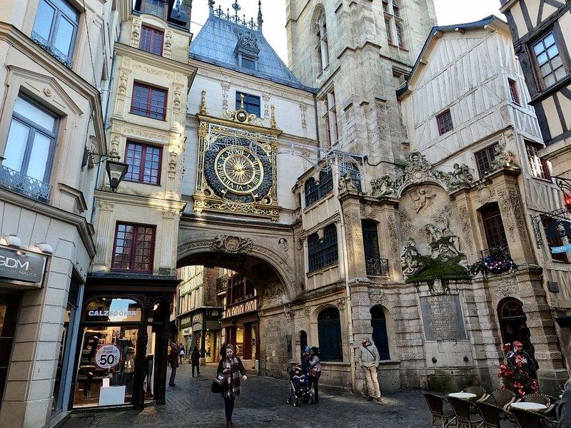 La Tanière de l'Ours - Hyper centre de Rouen !, alquiler de vacaciones en Le Grand-Quevilly