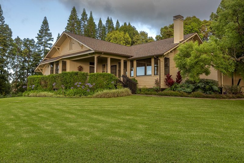 Historic Upcountry Ranch Home, vacation rental in Haleakala National Park