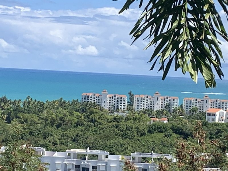 Updated Penthouse with Ocean View, holiday rental in Canovanas