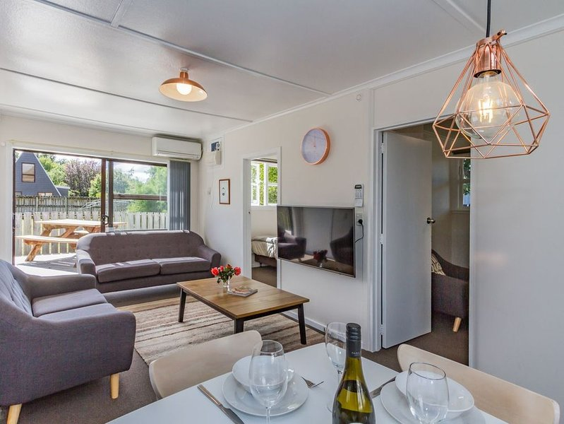 Ruapehu Rendezvous - Ohakune Holiday Home, alquiler vacacional en National Park Village