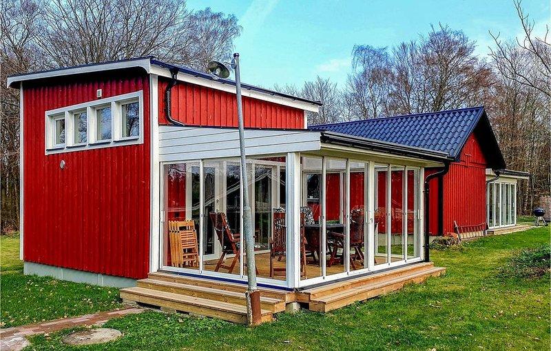 2 Zimmer Unterkunft in Veberöd, vacation rental in Lund