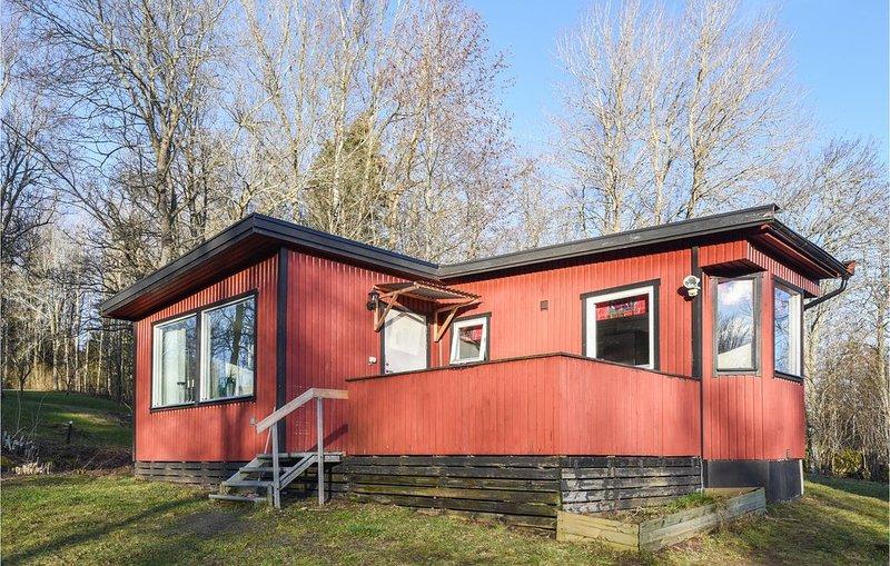 2 Zimmer Unterkunft in Tidaholm, location de vacances à Granna