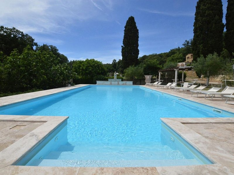 Pretty Home in Monteverdi Marittimo - Pisa with Terrace, holiday rental in Monteverdi Marittimo