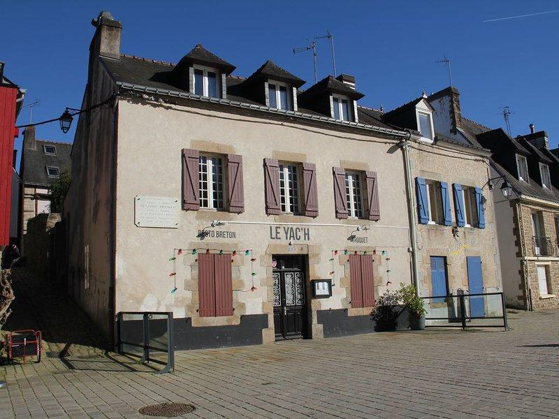 Auray / Saint-Goustan - Maison 4 personnes - Sur les pas de Benjamin Franklin, alquiler de vacaciones en Auray