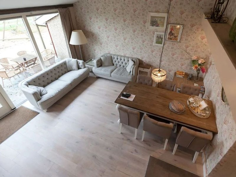 Alluring Holiday Home in Horssen with Terrace, Ferienwohnung in Wijchen