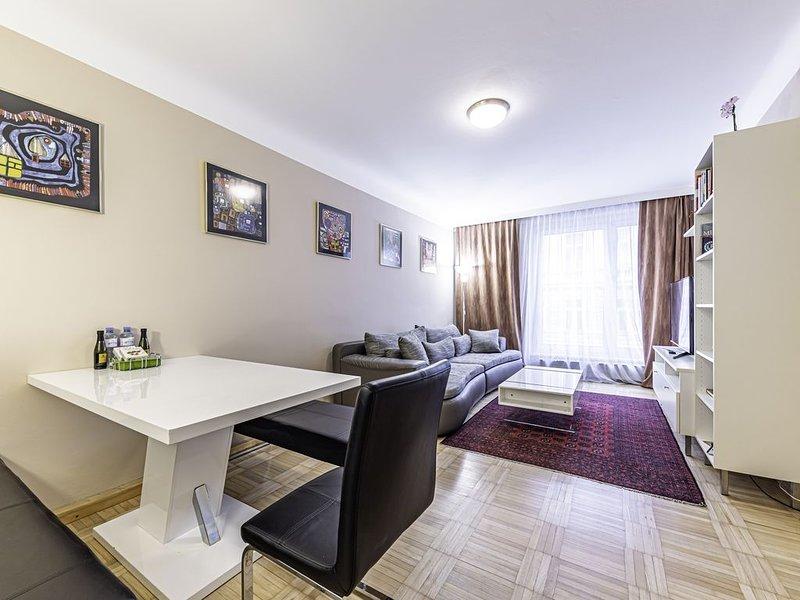 Designerapartment, Ruehlage, W-Lan, Zentrum, nähe Stephansdom, vacation rental in Vienna