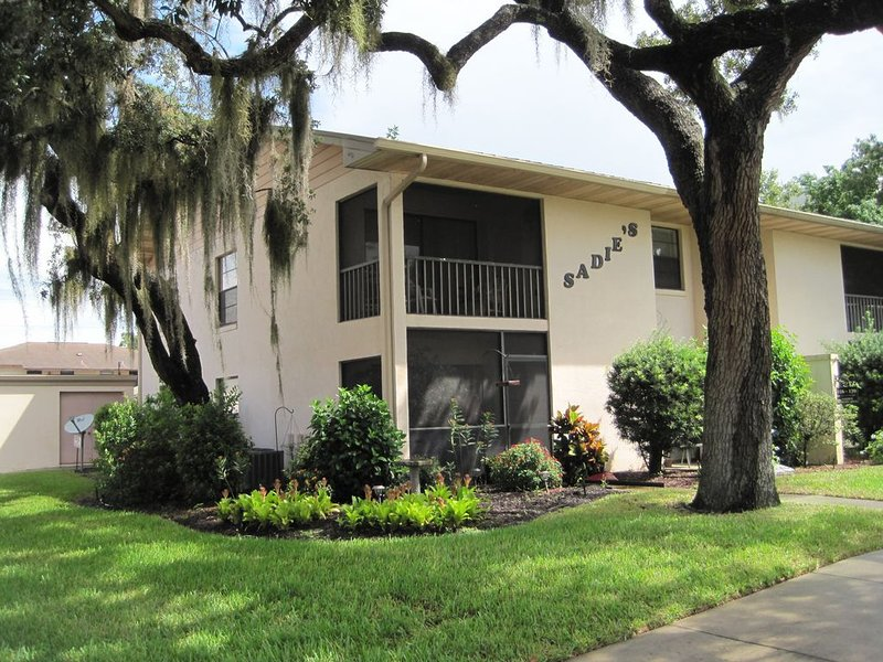 Spacious and lovely apartment in historic downtown Sebring, vacation rental in Frostproof