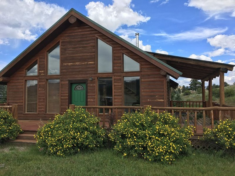 NEW! MILL CREEK RETREAT, holiday rental in South Fork