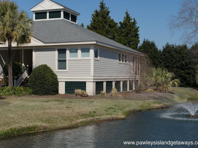 Lakeside Villa 2Bd 2Ba 57B, holiday rental in Pawleys Island