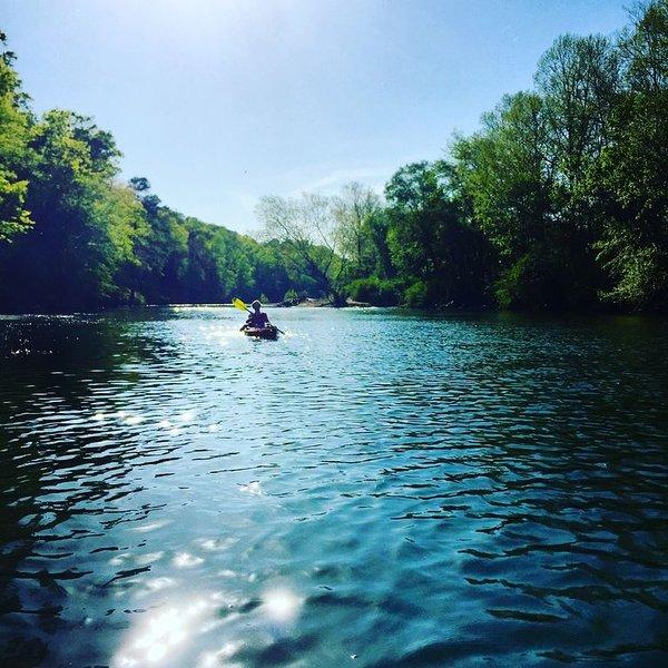 Southern Grace on The Caddo River, location de vacances à Norman