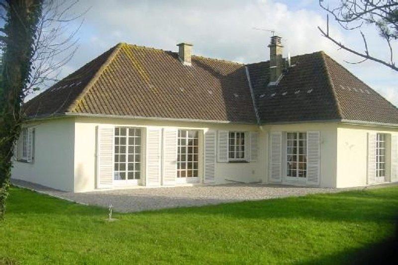 L'Angleterre et la Belgique dans un rayon de 50 kms., vacation rental in Bleriot-Plage