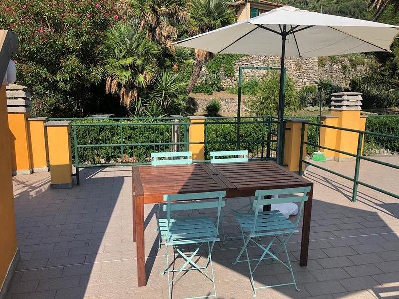 Monterosso Al Mare: Dimora tipica, vacation rental in Monterosso al Mare