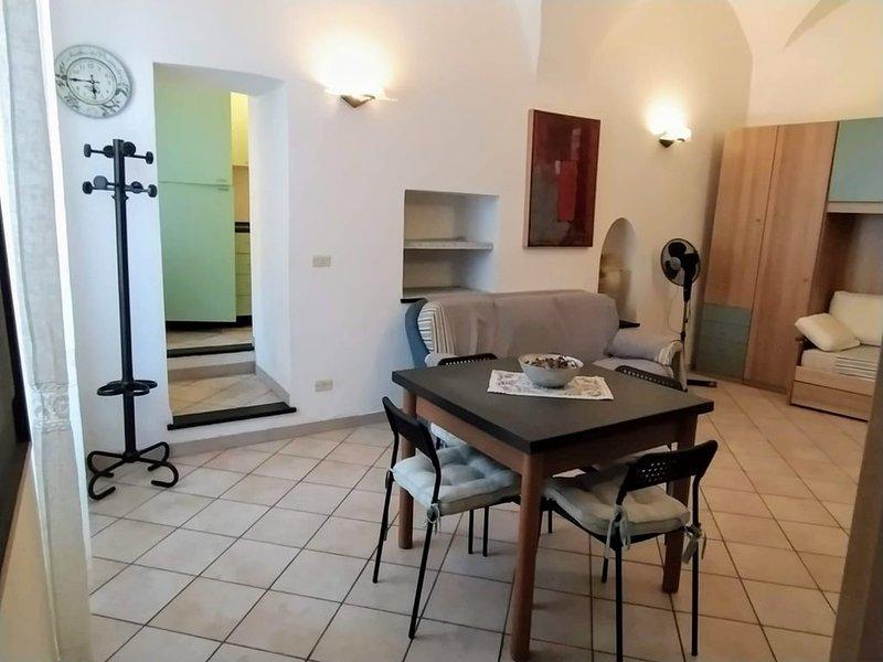 Alloggio a Laigueglia con posto auto - tutto compreso, holiday rental in Laigueglia