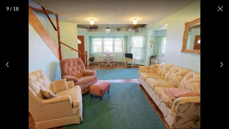 The Beach House of  Saint Ignace, holiday rental in Saint Ignace
