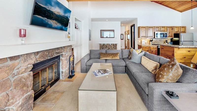 Villas at Snowmass Club 1637: Snowmass Club Access, alquiler vacacional en Woody Creek