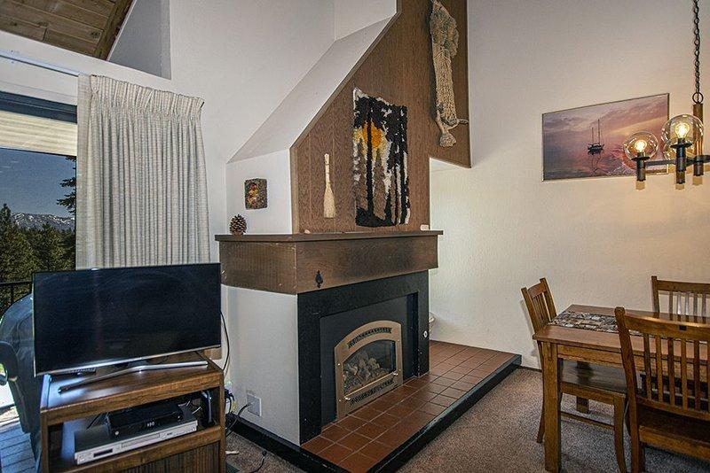 Carnelian Woods 128 Living Area TV
