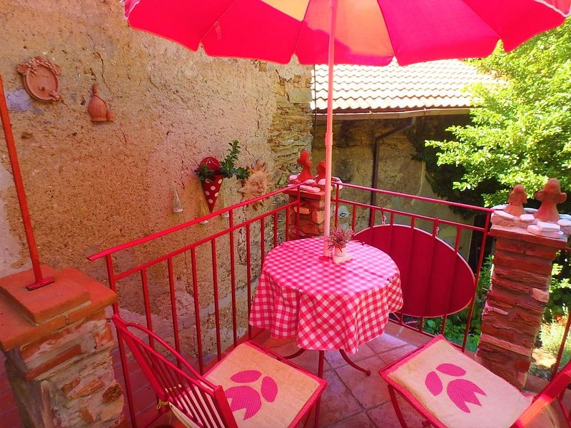 The Four Angels - Massa, Tuscany, holiday rental in Miseglia