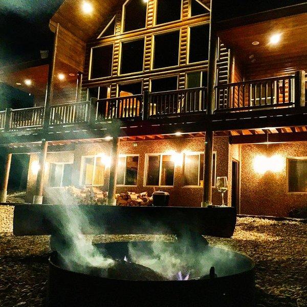 Heaven in the Mountains, casa vacanza a Duck Creek Village