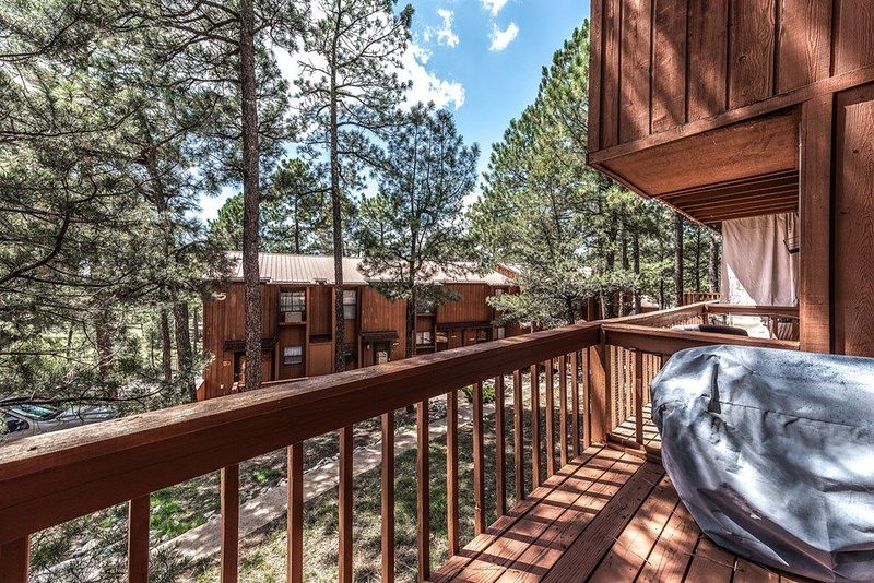 Relax with abundant wildlife steps from Links Golf Course!, holiday rental in Ruidoso