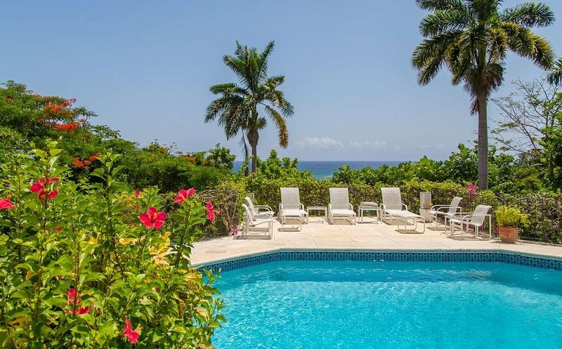 Bluebird Luxury villa, location de vacances à Sandy Bay
