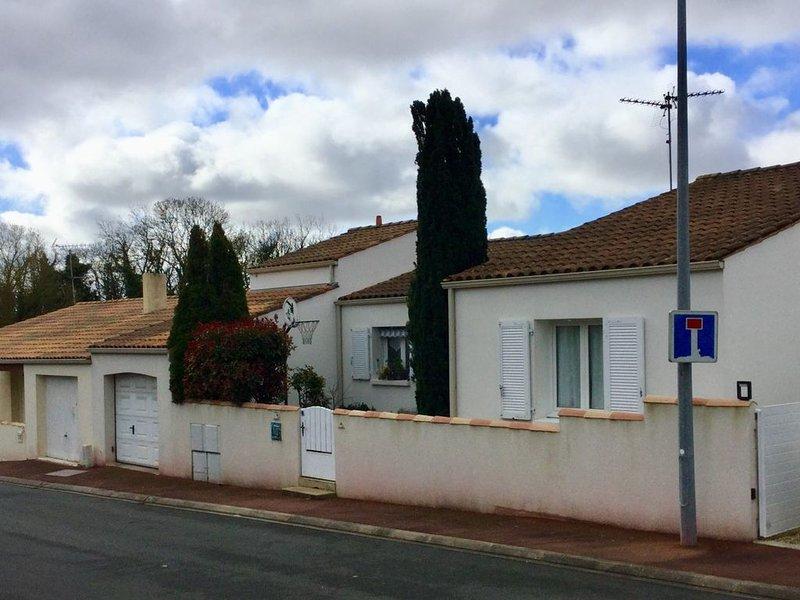 Proche de La Rochelle, alquiler vacacional en La Jarne